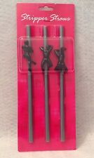 Stripper Straws Male Review Girls Birthday Pride Gag Gift Bachelorette Party Fun