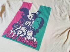 Rare Bad Brains  Original shirt Victory Records Hip hop rap t shirt