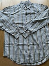 "TOMMY HILFIGER SHIRTS SIZE SMALL 22"" X 30""  EXCELLENT CONDITION"
