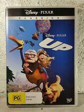 PIXAR UP MOVIE - DISNEY (DVD)2009, REG 4 AU NZ