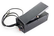 Foot Pedal 5 Prong Plug Lotos FP05 TIG Torch Control for Lotos CT520D LTPDC2000D