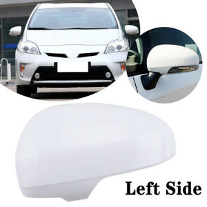 FOR 2010-2012 TOYOTA PRIUS PRIUS LEFT SIDE REAR MIRROR COVERS COVER W/ SIGNAL