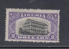 Liberia # 174 MINT Liberia College Education Nice Watermark (See Description)