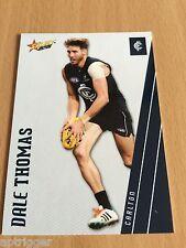 2015 Select Champions Base Card (37) Dale THOMAS Carlton