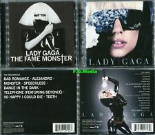 CD The Fame Monster (8-Track) + The Fame - Lady Gaga