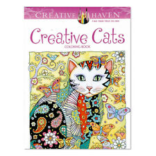 Coloring book for children adult relieve stress  graffiti painting  art boo~PL