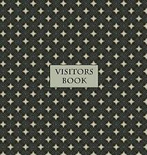 Visitors Book (Hardback) Guest Book Visitor Record Book Guest  by Publications A