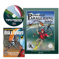 PPG Combo: PPG Bible & Risk&Reward, Tips&Tricks - Powered Paragliding, Paramotor