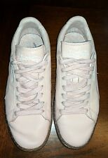 PUMA SOPHIA CHANG PINK LEATHER BROOKLYNITE SNEAKERS LADIES 9 M UK 6.5 40 SHOES