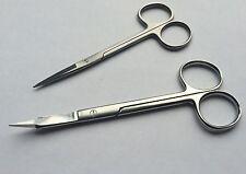 Machine Embroidery Scissors ✔Straight✔Curved SUPER CUT SHARP FINE TIP RRP £12