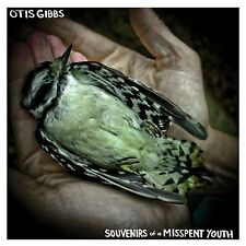 Otis Gibbs - Souvenirs of a Misspent Youth (Audio CD - 8/19/2014)  NEW