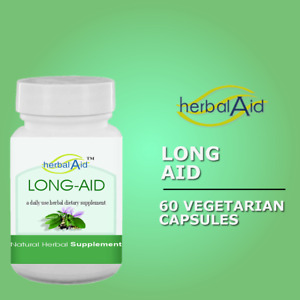 Long Aid 60 Capsule Helps Men's Sexual Weakness   Longer Lasting Ever Delay