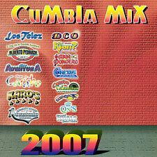 Cumbia Mix 2007 CD
