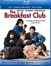 The Breakfast Club (Blu-ray Disc, 2010, 25th Anniversary) INCLUDES DIGITAL