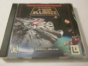 PG STAR WARS X-WING ALLIANCE PC GAME WINDOWS 95/98 CD-ROM LUCAS ARTS