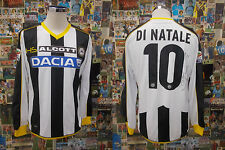 maglia calcio shirt maillot camiseta trikot UDINESE DI NATALE MATCH WORN SIGNED