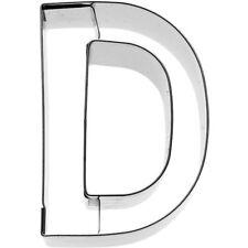 Birkmann Ausstechform BUCHSTABE D Ausstecher Keksausstecher Plätzchenausstecher