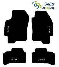 Tapis Tapis de Sol Tapis 4 Logos 4 Fix Ovales Jaguar Essence