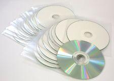 20 x TRAXDATA RITEK Full-Face a Getto D'InchIostro Stampabile CD in plastica HQ PORTAFOGLI 52x S..