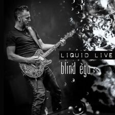 Blind Ego - Liquid Live [New CD] With DVD