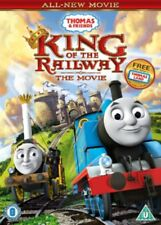NEW Thomas & Friends - King Of The Railway - The Movie DVD