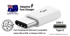 Micro USB to USB-C Type-C Adapter Fast Charging Data Cable for Smartphone Table