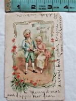 Antique 1905 A Token Of Love Postcard ~ Ships FREE
