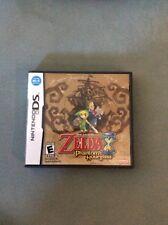 The Legend of Zelda: Phantom Hourglass Nintendo DS, GAME MANUAL CASE INSTRUCTION