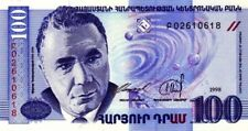 Arménie - Armenia billet neuf de 100 dram pick 42 UNC