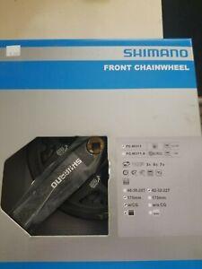Shimano Crankset FC-M311 3 x 8s 7s