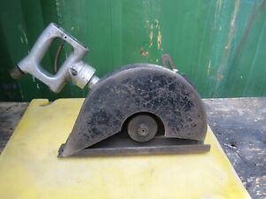 "Top-Cat Service 6000 RPM Pneumatic concrete saw metal cut off for 12"" blades"