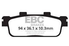 FIT SYM  Trackrunner 200 Quad 05>09 EBC Sintered Pad Set Rear