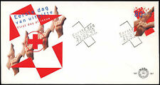 Netherlands 1997 Red Cross FDC First Day Cover #C28097