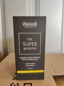 WelleCoThe Super Booster Immune System Support with Kakadu Plum RRP £85.00