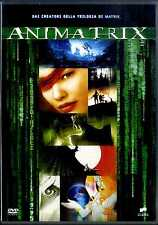 ANIMATRIX DVD FILM Near Mint Edit.