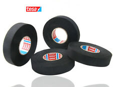 4 Rolls TESA Adhesive Cloth Fabric Tape cable looms wiring harness 19mm x 25M