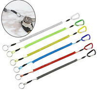 Camping Steel Wire Multicolor Ropes Tackle Tools Pliers Ropes Fishing Lanyards