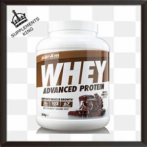 Per4m Nutrition Whey Protein 2kg -  Advanced Gluten Free, Vegetarian