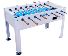 Park & Sun Sports Outdoor Weatherproof Foosball / Soccer Game Table