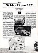 Oldtimer Markt 1/1989 Citroen 2 CV Ente/Honda CB 750/Kadett B/Auto Union 1000 Sp