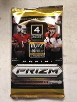 2020 Panini Prizm Football NFL (1) Blaster Pack Target Exclusive New Ships Now!