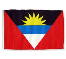 "12x18 12""x18"" Antigua and Barbuda Sleeve Flag Boat Car Garden"