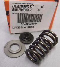 Genuine KTM EXC-F250 SX-F250 Inlet / Exhaust Valve Spring Set 77036028044