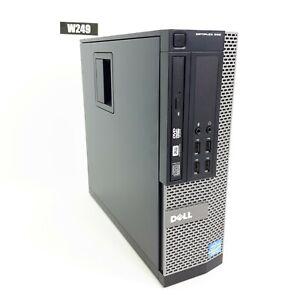 DELL OPTIPLEX 990 SFF DESKTOP i3-2120 3.30 GHz 8GB RAM 500GB HDD WIN 10 PRO W249