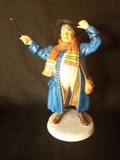 Gorham The Jolly Coachman Norman Rockwell's Figurine Porcelain Limited