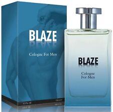 Blaze Cologne Perfume Spray for Men, 3.3 Oz by Preferred Fragrance