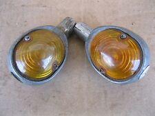 BMW R50 R60 R69S /2 Bar End Turn Signals