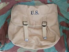 US Army tascapane M1936, breadbag bag, musette bag M1936 borsa americano WW2
