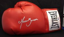 Marco Antonio Barrera Signed Red Everlast Boxing Glove PSA AA60742