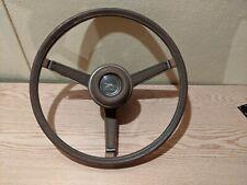 1967 Mercury Cougar Steering Wheel